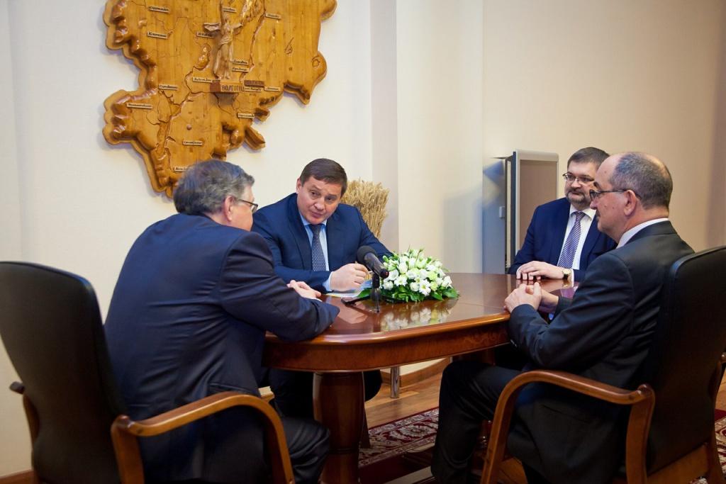 Фото: официальный портал Губернатора и администрации Волгоградской области